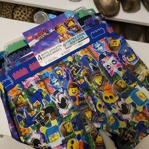 Lego Boys Boxer Briefs 4 pack